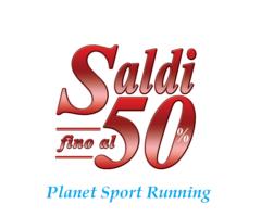 saldi planet sport running