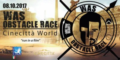 was obstacle race cinecittà world