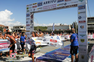 Triathlon Sprint Rank Montalto di Castro 2017