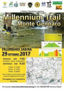 millennium trail monte gennaro