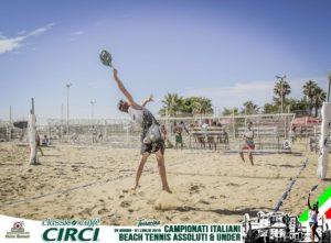 Campionati Italiani Beach Tennis Assoluti e Under 2018
