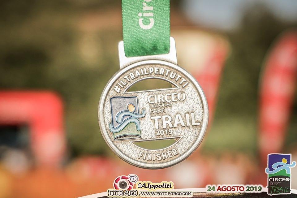 circeo trail 2019